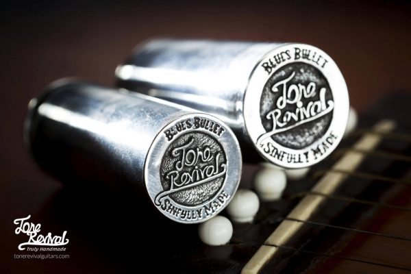 silver guitar slides