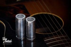 Guitar Slide silver