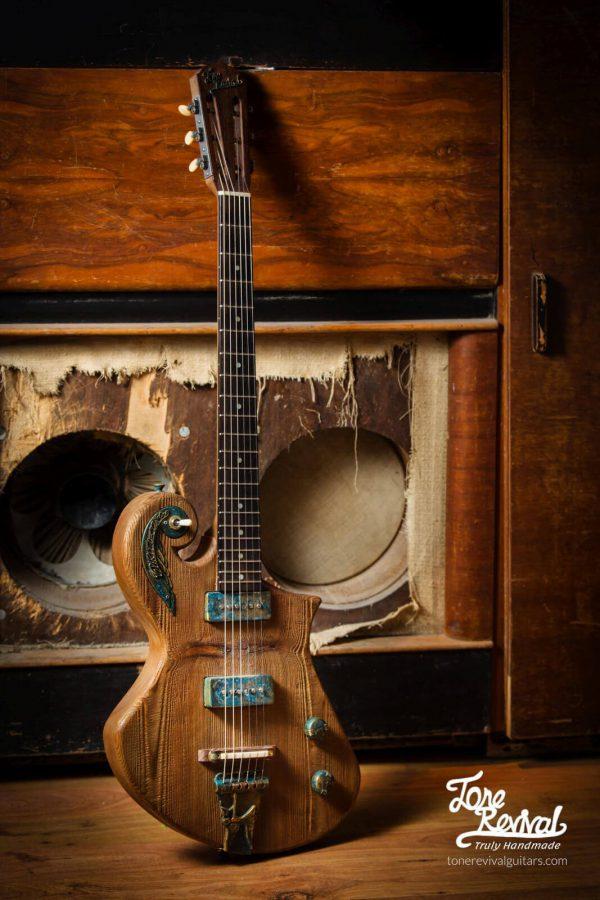 vintage electric guitars