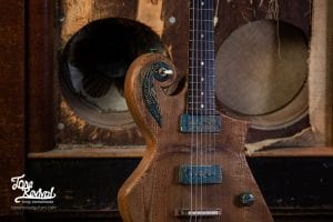 custom made guitars