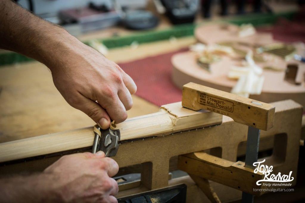 guitar workshop - Luthier