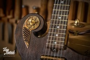 Custom Electric Guitars