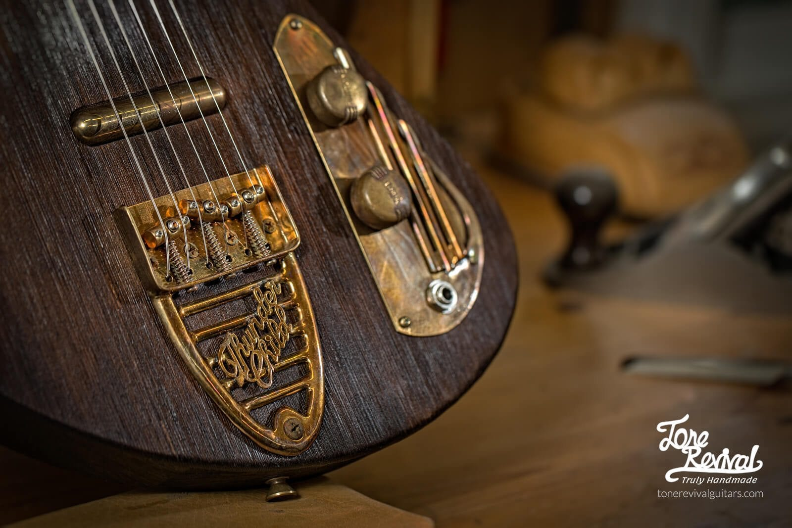 the Thunder Child handcrafted Guitar