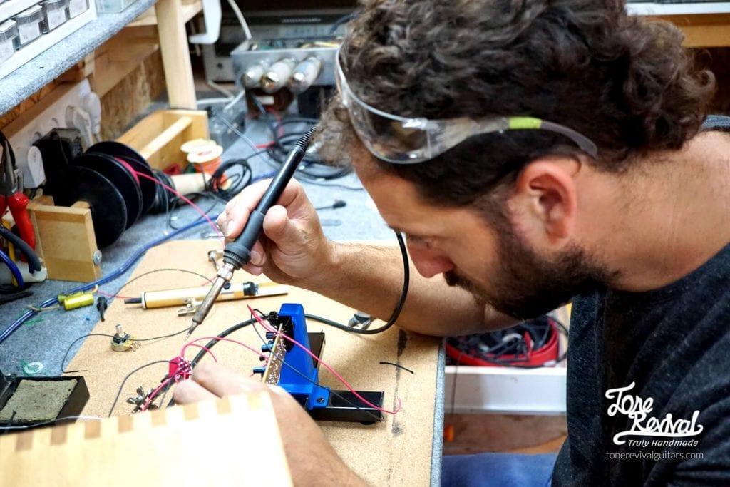 guitar workshop - guitar makers
