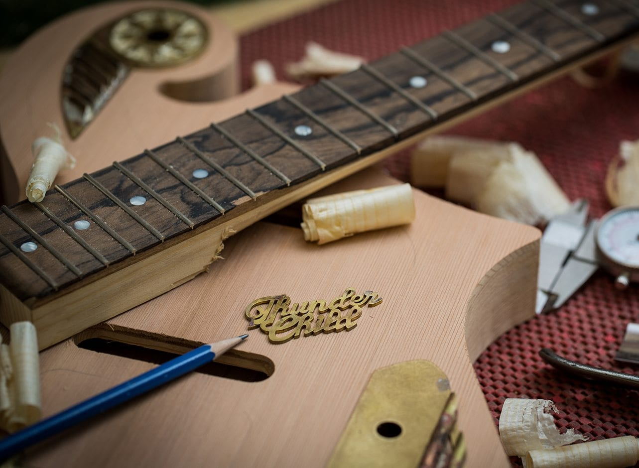 Boutique Builds Superb Luthier