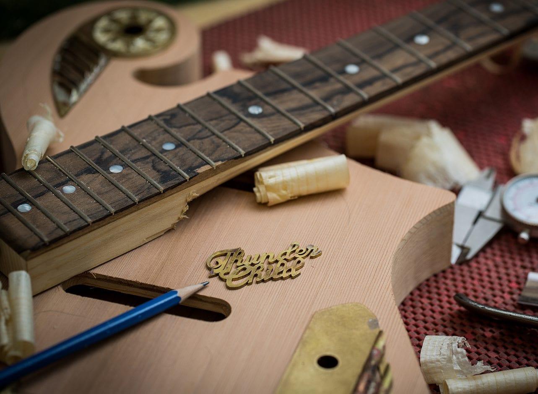 Boutique Builds Superb Luthier