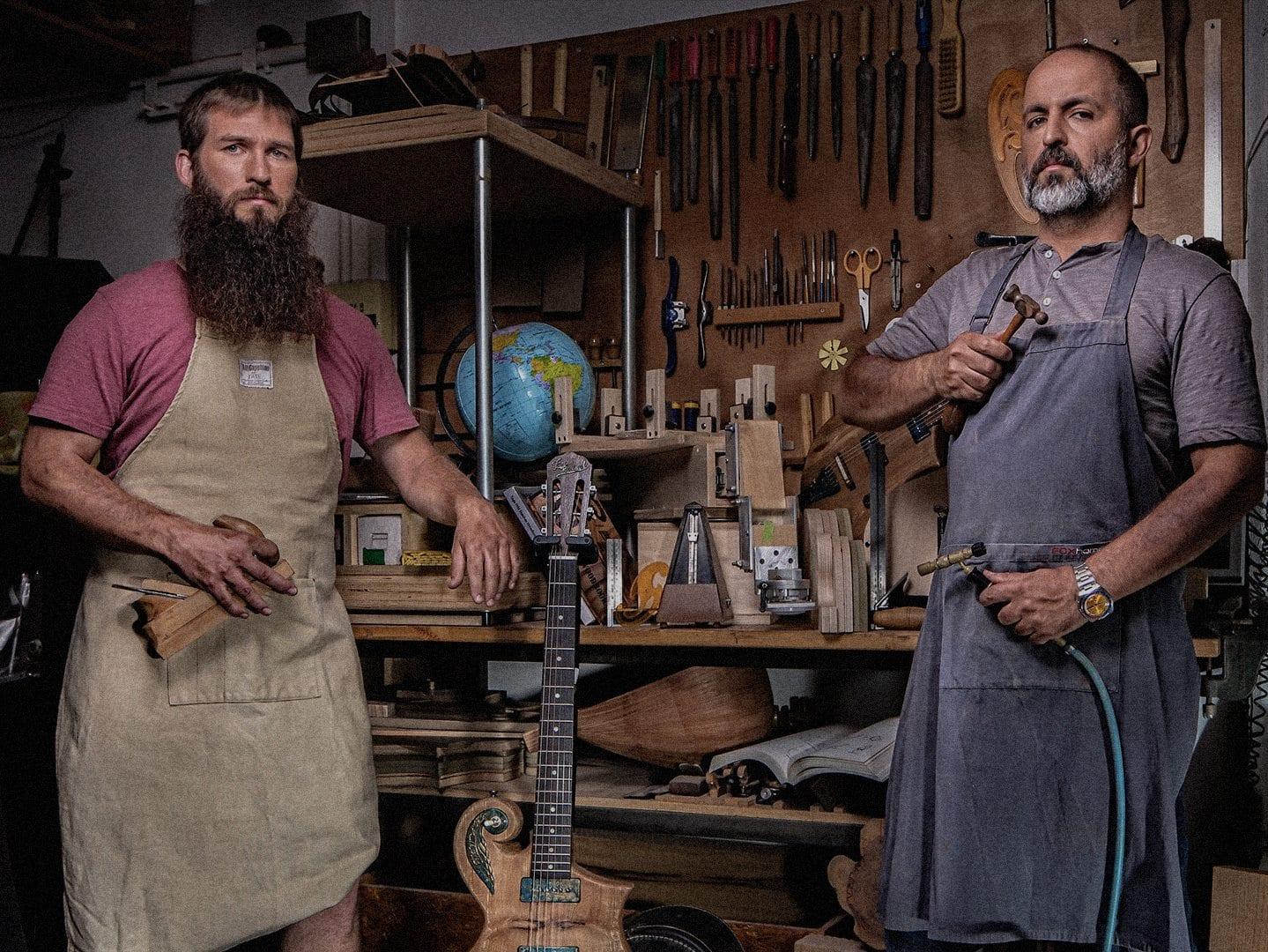 guitar builders