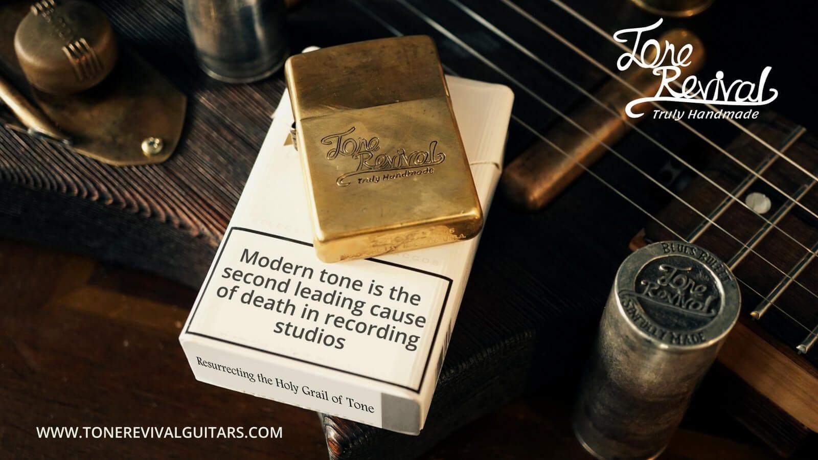 custom guitar tone