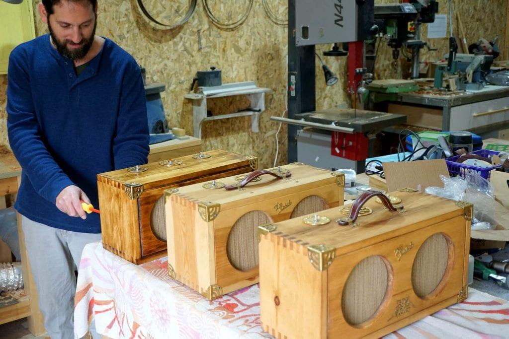 custom guitar amplifier