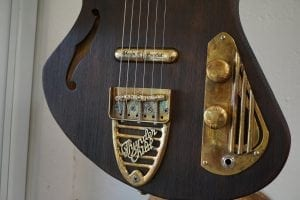 boutique guitar