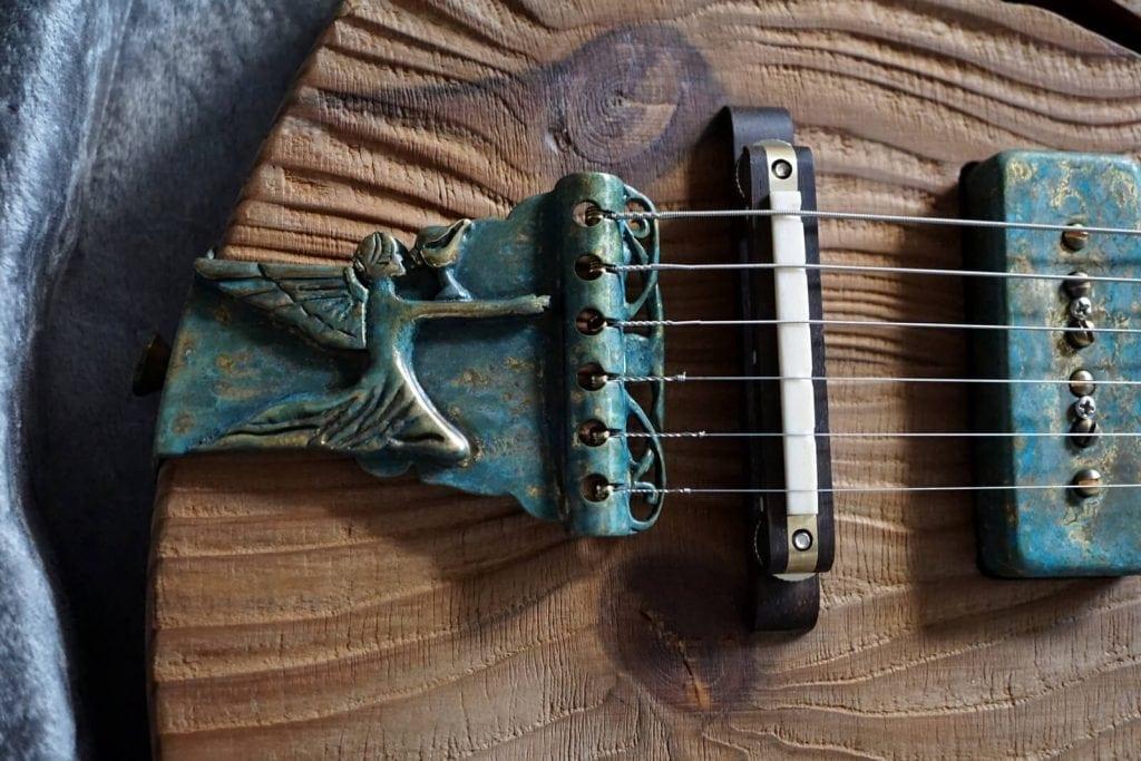 custom made guitars