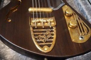 boutique guitar