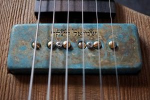 handcrafted guitar