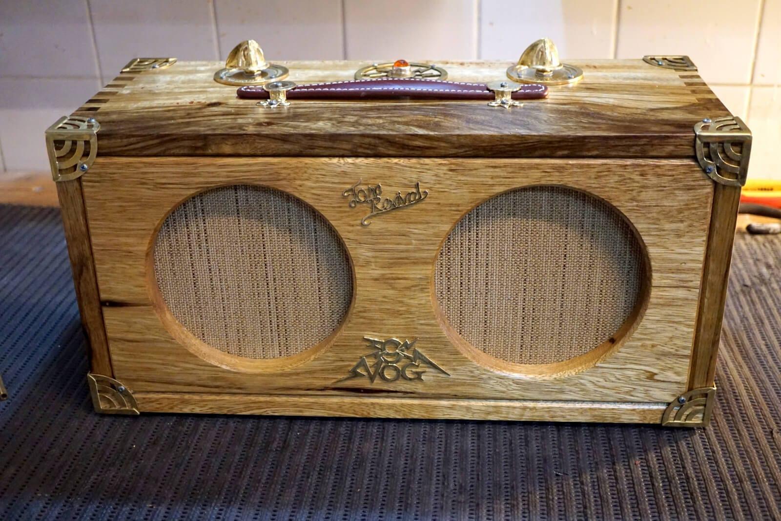 custom guitar amps