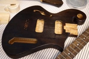 handcrafted guitars