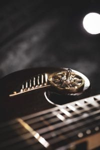 handmade brass hardware guitars