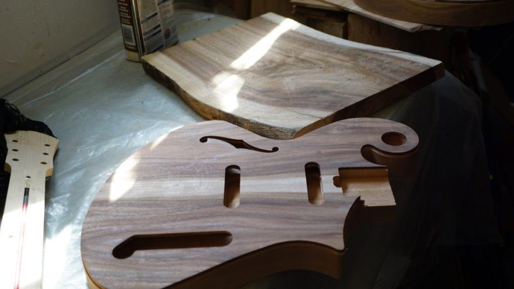 handmade custom guitars