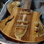 Handcrafted guitar - ThunderChild