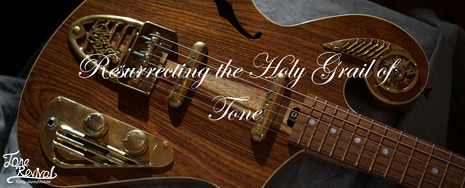 unique guitars - resurecting the Holy Grail of Tone by Tone Revival Guitars