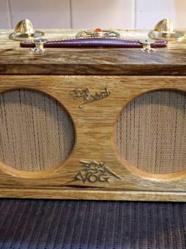 Another 9 Volts of Glory Guitar Amp left the workshop