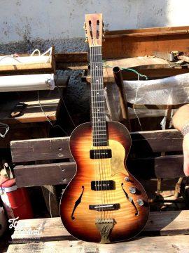 Little Sister guitar