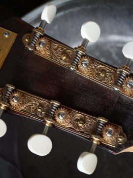 Thunder Child  Handmade Guitar #007